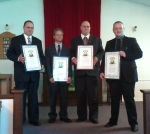 August 20,2011 Ordination Service